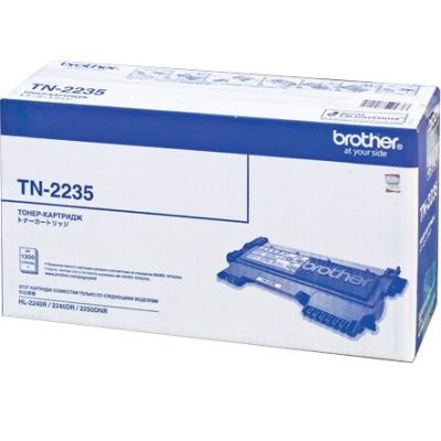 Картридж Brother HL-2240R/2240DR/2250DNR/DCP-7060DR (O) TN-2235, 1,2К