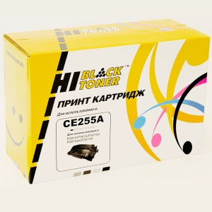 Картридж HP 3015 (Hi-Black) CE255A, 6K