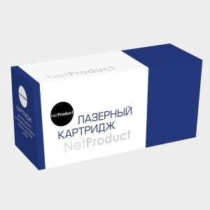 Картридж HP CP1025/Canon LBP-7010/7018 (NetProduct) CE312A, Y, 1K